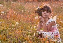 devojčica-selo