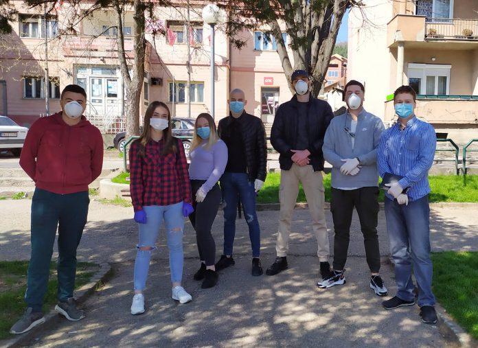 омладинска кризна група прокупље