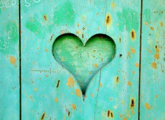 срце-љубав