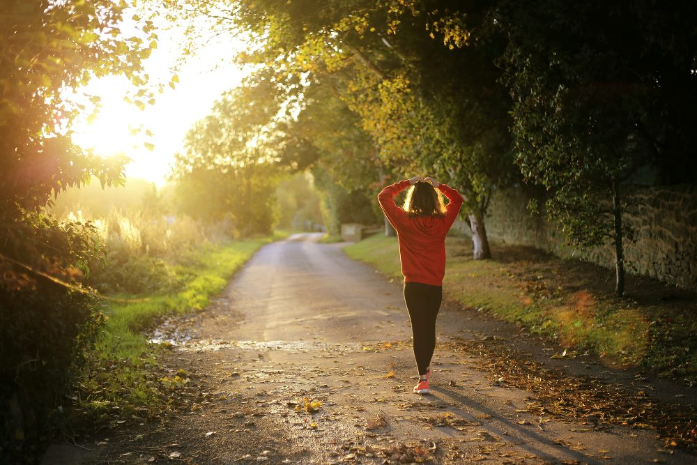 žena-trči