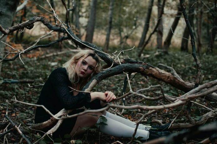 девојка-шума