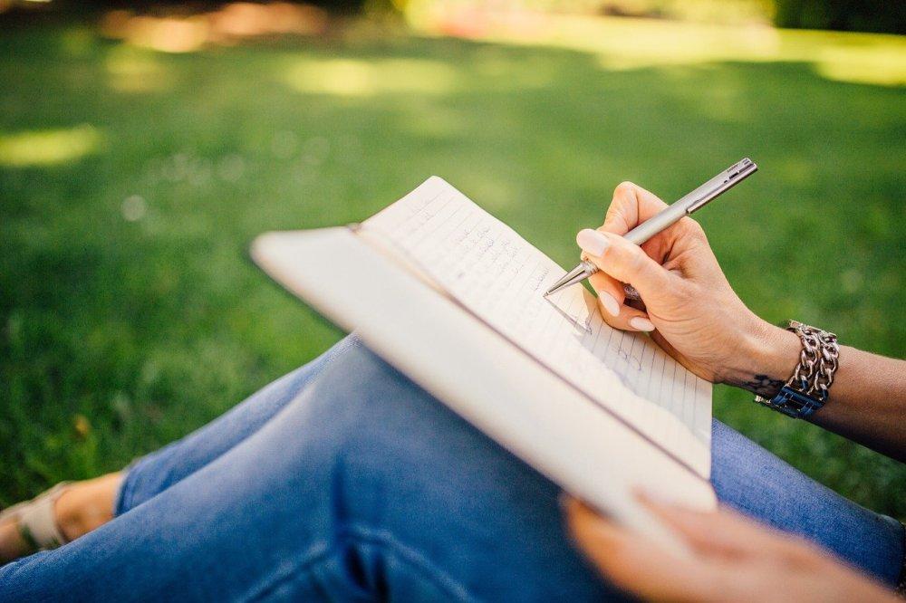 писање