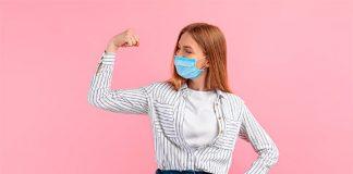 devojka-maska-jačanje-imuniteta