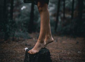 noge-bosa-žena